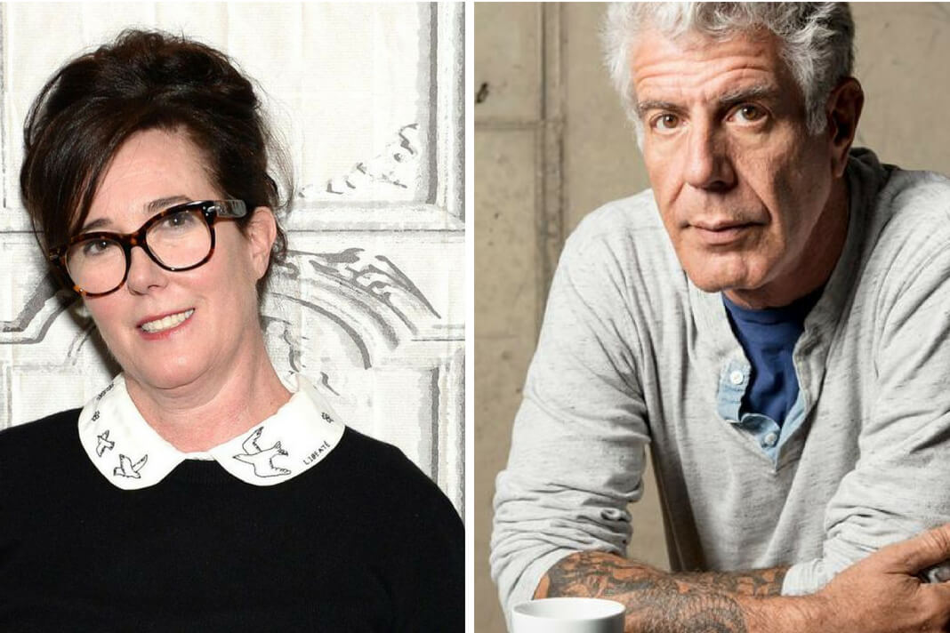 How The Deaths Of Kate Spade and Anthony Bourdain Portray The Complexity Of Mental Illness