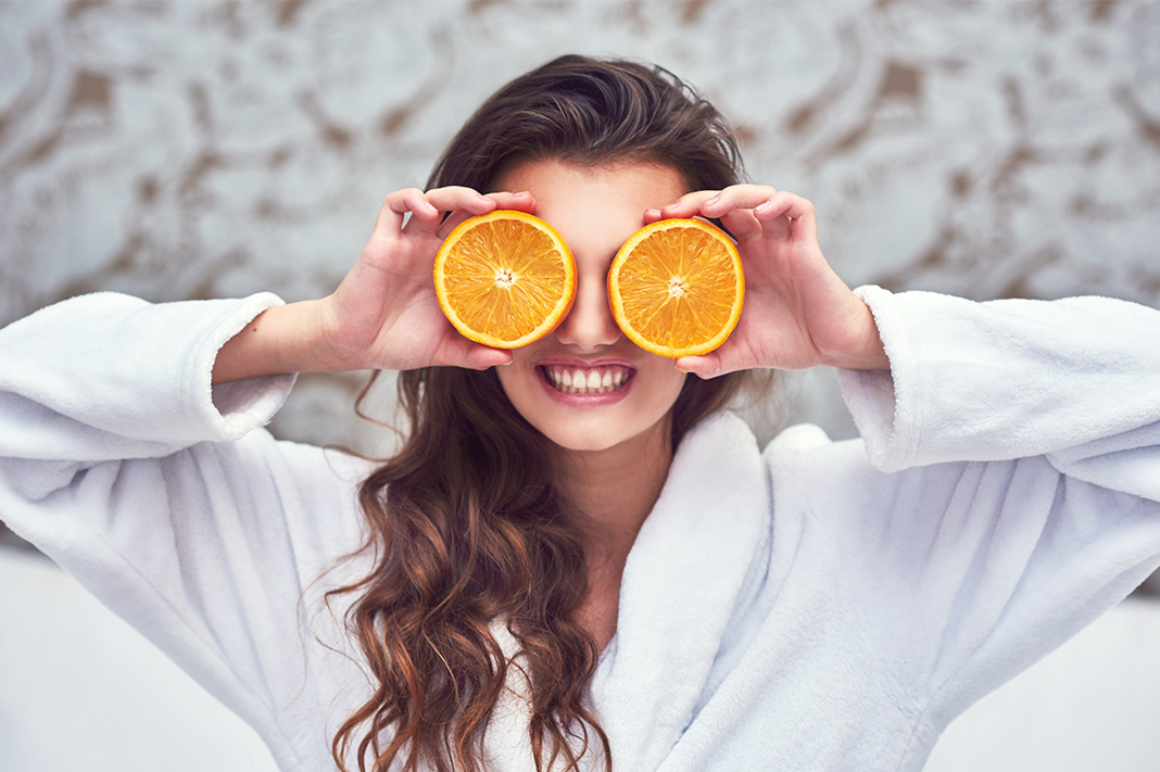 Why Your Skin Needs Vitamin C Just As Much As Your Immune System