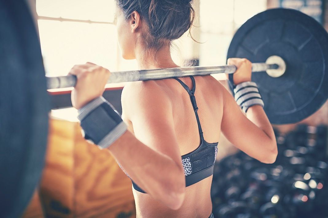 Feel Intimidated In The Weights Room? Here's How To Navigate It Like A Boss