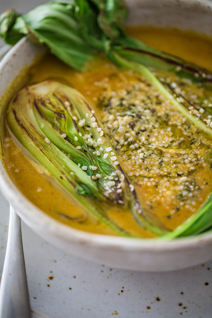 Bondi Harvest Coconut Curry Bone Broth recipe