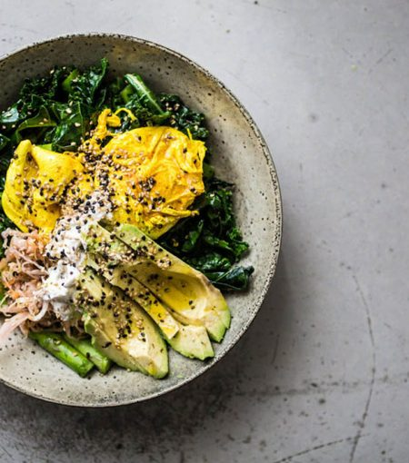 Recipe: Immunity Boosting Brunch & Coconut Tartare Bowl