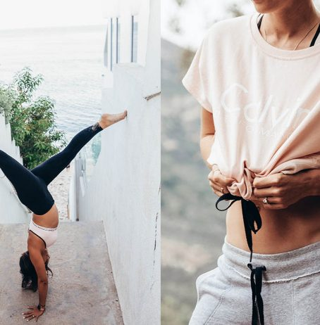 Calvin Klein Launches All-New Women's Activewear Capsule—For Your Next Yoga, Netflix & Sweat Sesh