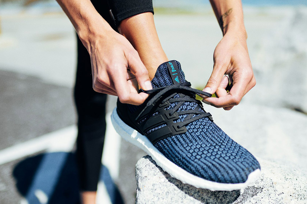 How This Training Shoe Is Helping Save Our Oceans