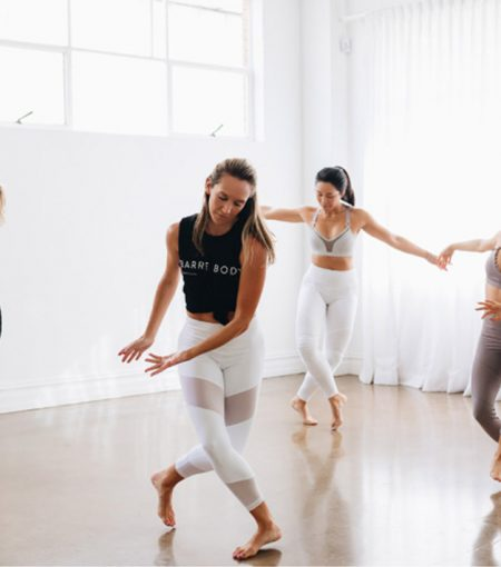 One Of Our Fave Barre Studios Just Launched An Immersive Mind-Body Fitness Experience