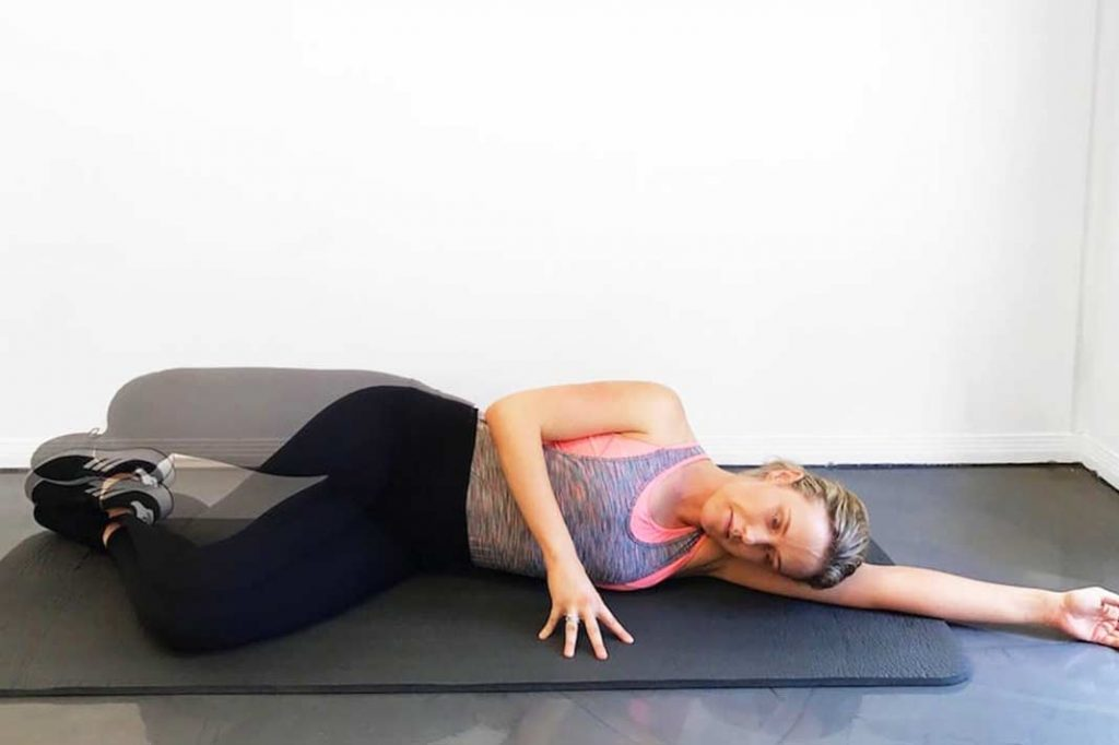 duo pilates clamshells