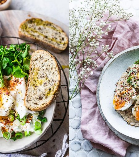 2 New Healthy Ways To Get Creative With Eggs For Breakfast
