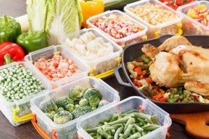 meal prep freezer tips