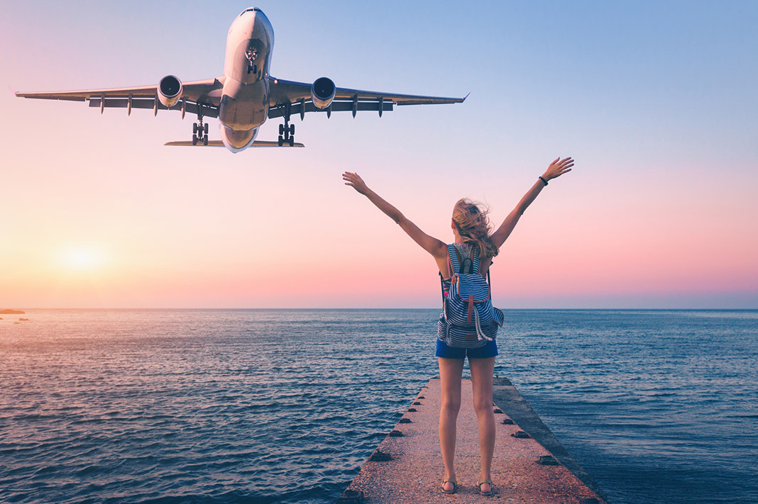Here's Your Ideal Travel Destination, According to Your Star Sign