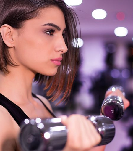 You Can Wear This Sweat-Proof Foundation To The Gym Without Breaking Out