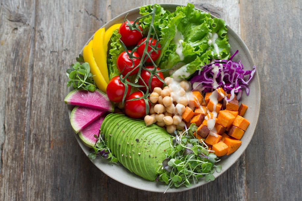 How Eating a Plant-Based Diet Could Literally Save Your Life