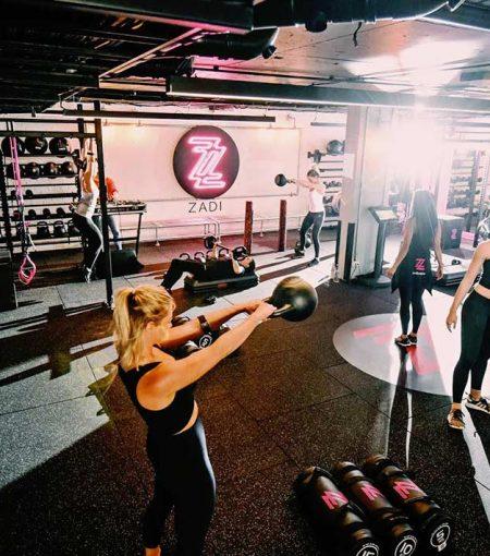 Sydney's New 'Women's Only' HIIT Studio Features Pink Neon Lights And Encourages Selfies