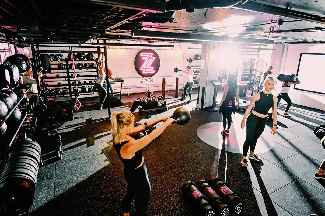 Sydney's New 'Women's Only' HIIT Studio Features Pink Neon Lights And Encourages Selfies