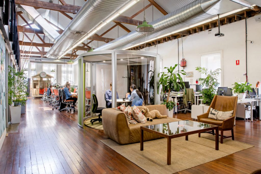 hub adelaide Inspiring Co-Working Spaces Around Australia