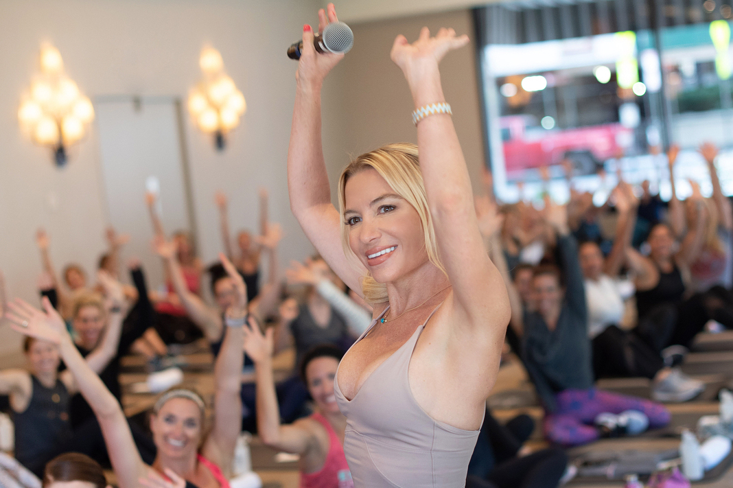 Tracy Anderson, OG Fitness Queen, Shares Her Food and Fitness Diary