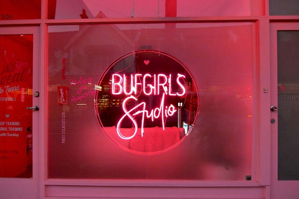 Image: BUF Girls