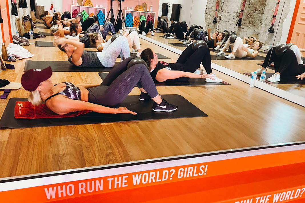 Healthy Minds & Fit Bods—Sydney's Newest Girls-Only Fitness Studio Promises An Entire Wellness Experience