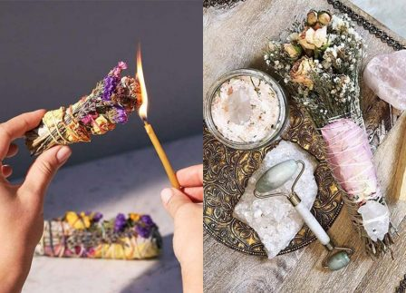 Sage, Palo Santo, Incense, Oh My! Here's What to Burn And When