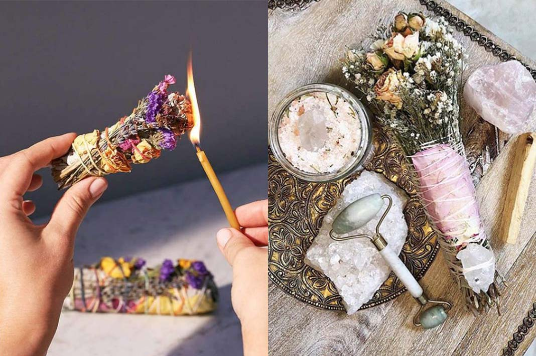 Sage, Palo Santo, Incense⁠—Here's What To Burn & When