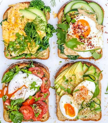 Italian, Aussie, Japanese, Indonesian—4 Ways To Fancy Up Your Eggs On Toast