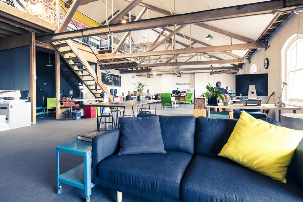 parliament hobart Inspiring Co-Working Spaces Around Australia