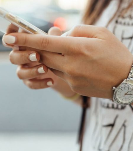 The Unexpected Ways Constant Phone Usage Is Wreaking Havoc On Your Skin