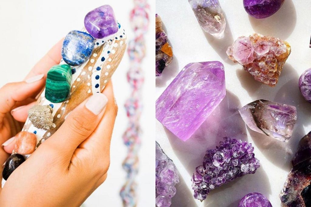 6 Different Crystals To Sleep With Under Your Pillow
