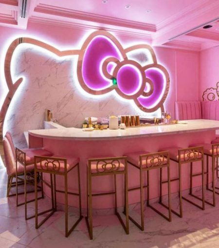 America's First-Ever Hello Kitty Cafe Is Opening Up In California—And It's Oh-So Instagrammable