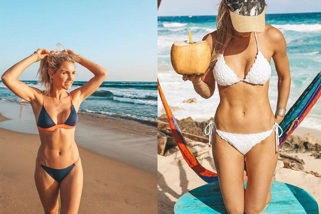 Here's What You'll Find In The Kitchen Of Fitness Blogger, Rebecca Louise