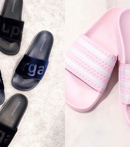 Treat Your Feet To These 5 New Season Slides