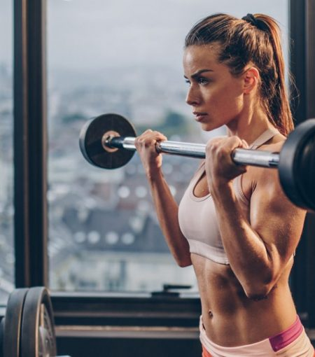 Scared Of The Weights Room? Here Are 6 Tips To Overcome It