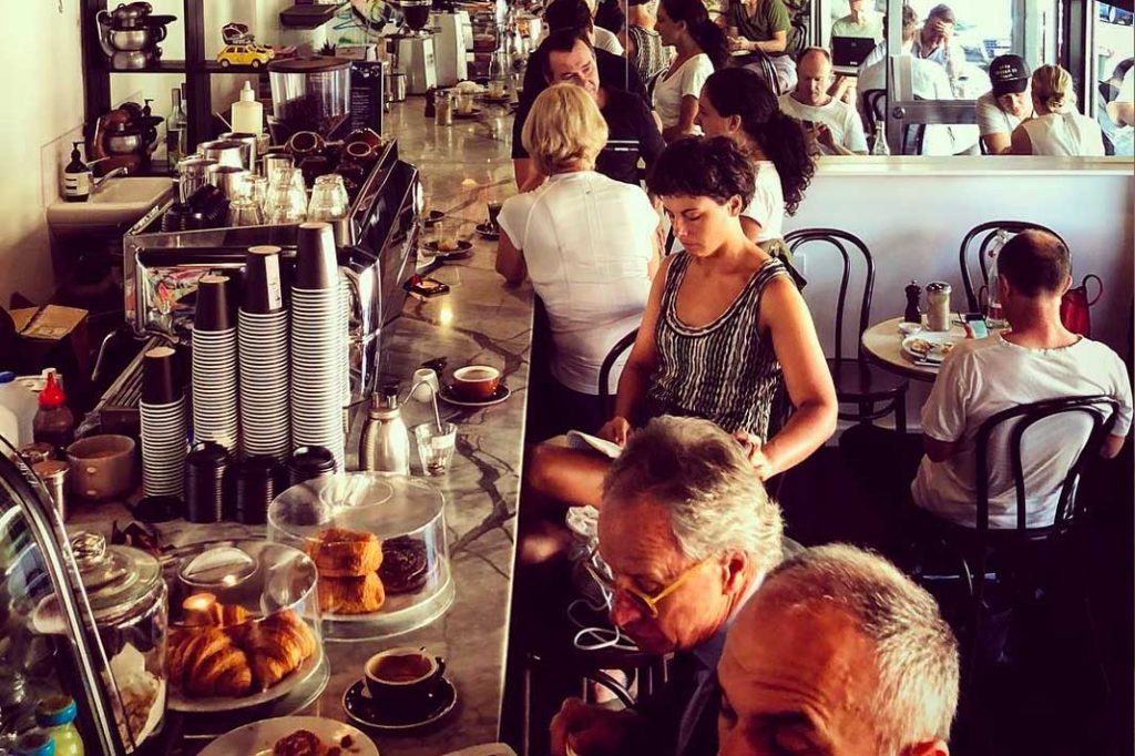 Best sydney wellness spots, Apache Salut coffee