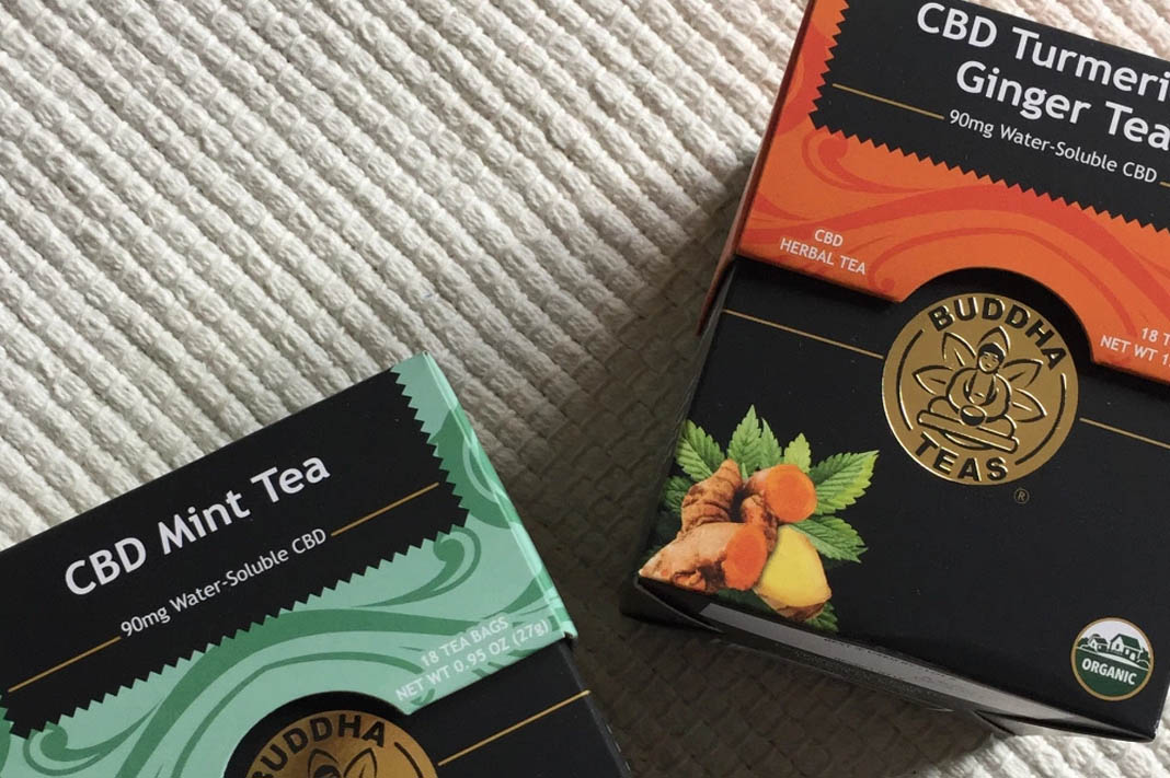 7 CBD Products & Teas That Are Perfect For Beginners