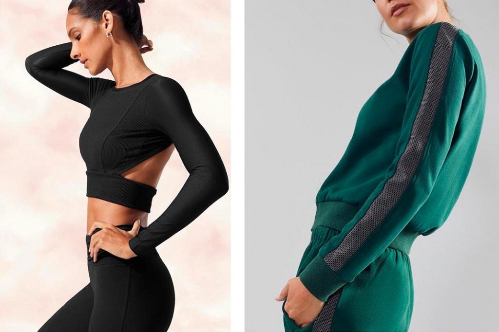 These New Fall-Inspired Activewear Pieces Will Keep You Motivated As The Temp Drops