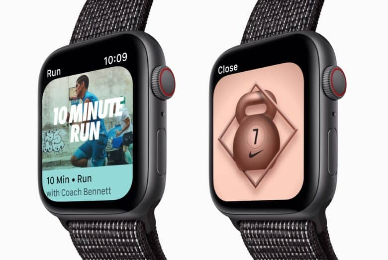 new apple watch and iphone features