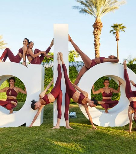 A Look Inside Alo Yoga's 3-Day Retreat In Palm Springs