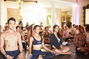 alo yoga retreat