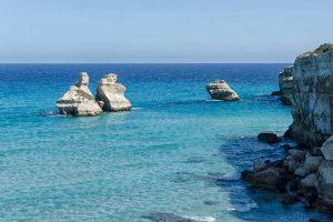 puglia coastline italy