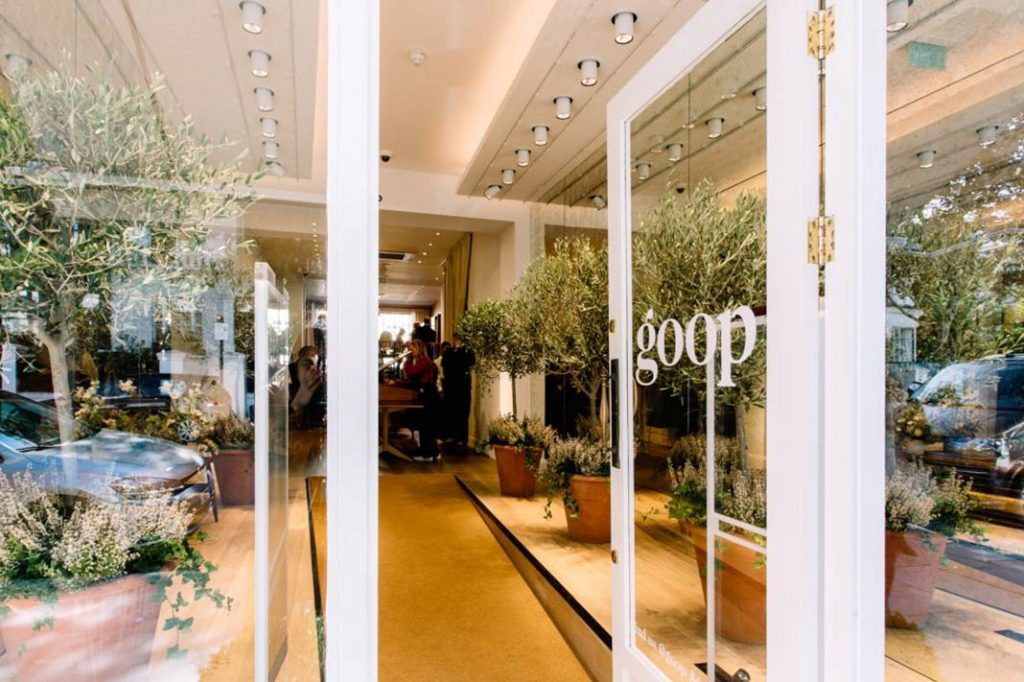 Hey Londoners, A Goop Pop-Up Store Has Just Opened In Notting Hill