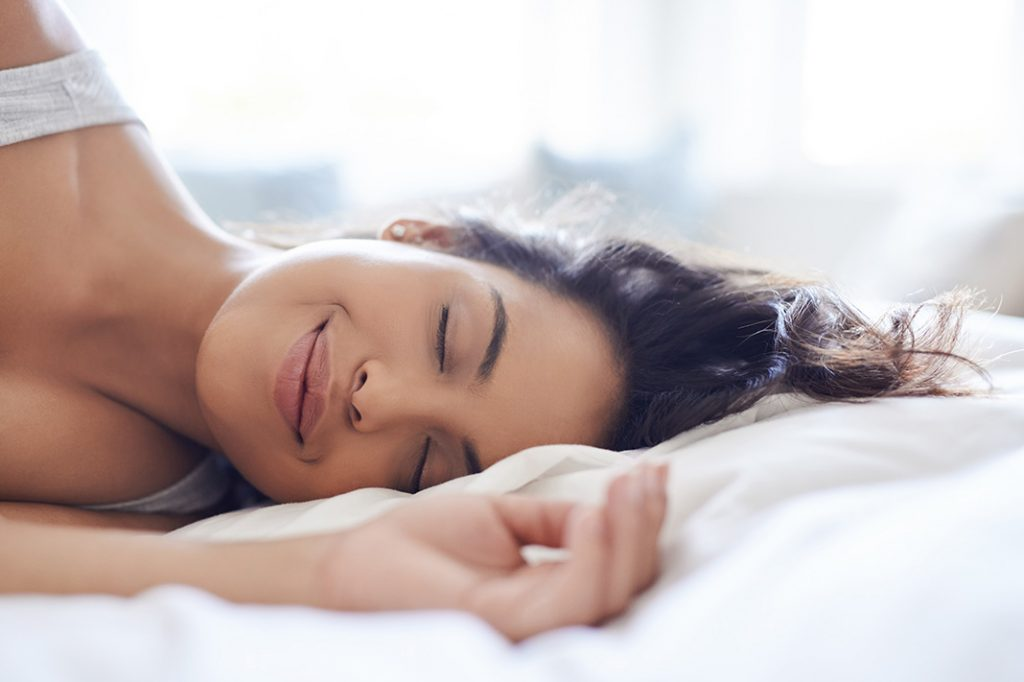 Here's Exactly What To Eat In A Day For The Best Sleep Of Your Life