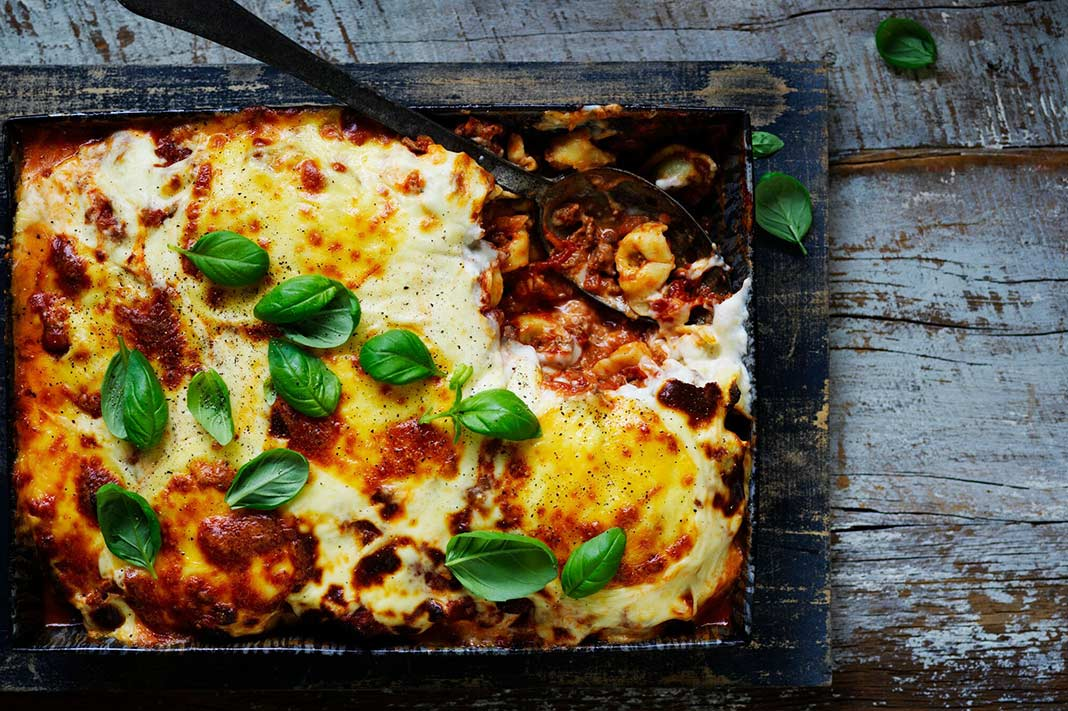We're Calling It—This Is The Easiest Lasagna Recipe Ever
