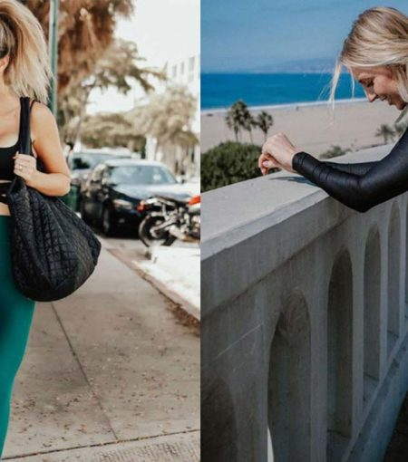 The Activewear Label Reminding Us That Self-Care Is Not Selfish