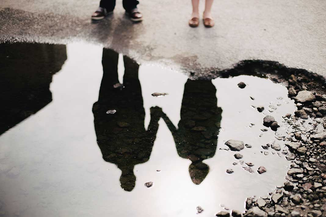 couple unhappy relationship breakups