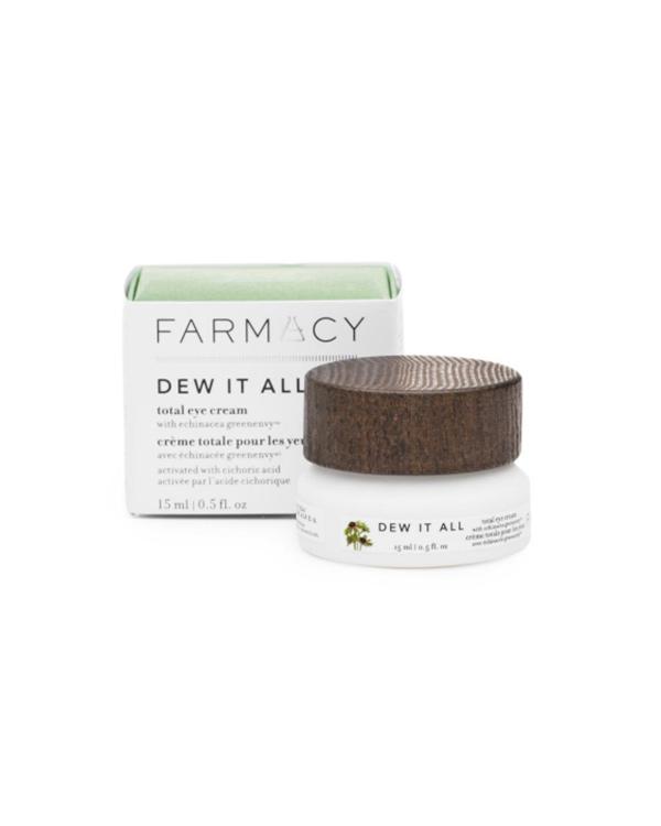 farmacy dew it all eye cream