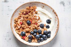 granola probiotics