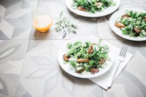 low carb dinner green salad