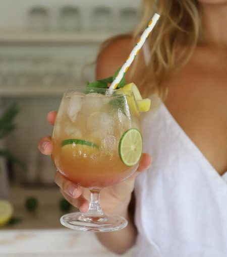 3 Health-Conscious Cocktail Recipes To Enjoy This Silly Season