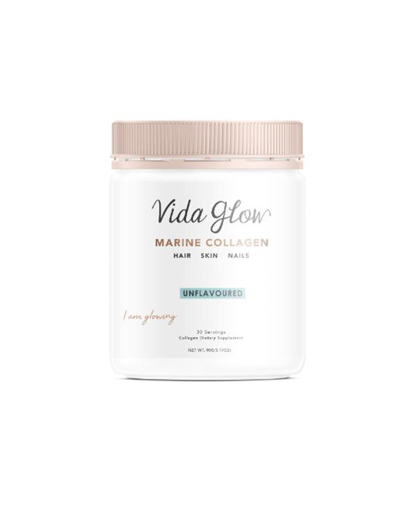 vida glow marine collagen powder