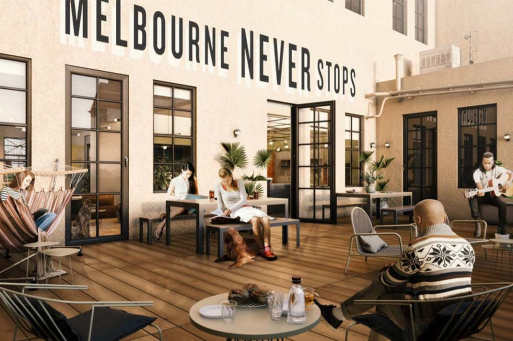 co-working spaces in melbourne