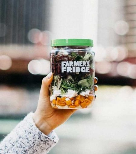 Healthy, Sustainable Vending Machines Are Popping Up Globally