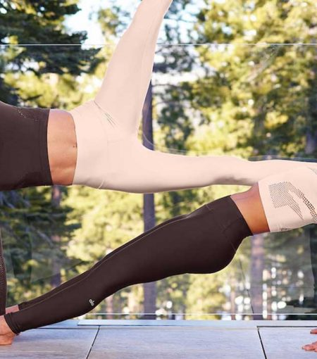 'Raisin' Is The New Luxe Neutral Taking Over Your Active Wardrobe